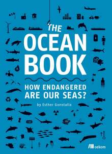 Esther Gonstalla: The Ocean Book, Buch