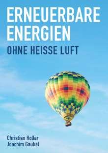 Christian Holler: Erneuerbare Energien, Buch