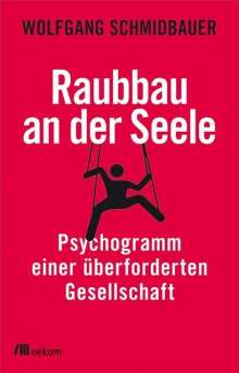 Wolfgang Schmidbauer: Raubbau an der Seele, Buch