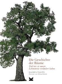 Kevin Hobbs: Die Geschichte der Bäume, Buch