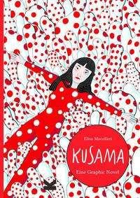 Elisa Macellari: Kusama, Buch