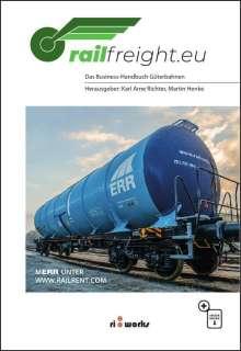 Railfreight.eu, Buch