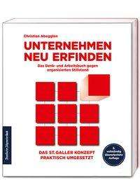 Christian Abegglen: Unternehmen neu erfinden, Buch