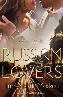 Erina Rens: Russian Lovers, Buch