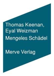 Thomas Keenan: Mengeles Schädel, Buch