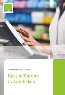 Gerd Achilles: Kassenführung in Apotheken, Buch