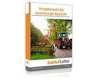 Thomas Ax: Vergaberecht für kommunale Bauhöfe, Buch