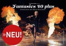Heinz Strunk (geb. 1962): Fantasies 40 plus - Erotisch durchs Jahr 2020 (Wandkalender), Buch