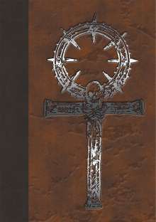 Alan Alexander: Vampire: Becketts Tagebuch des Dschihad (V20), Buch