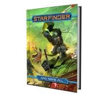 Kate Baker: Starfinder Das Nahe All, Buch