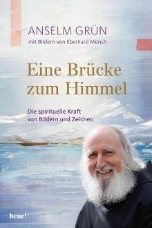 Anselm Grün: Eine Brücke zum Himmel, Buch