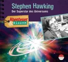 Urike Beck: Abenteuer & Wissen: Stephen Hawking, CD