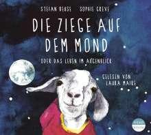 Stefan Beuse: Die Ziege auf dem Mond oder das Leben im Augenblick, CD