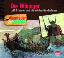 Theresia Singer: Abenteuer & Wissen: Die Wikinger, CD