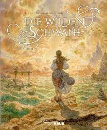 Hans Christian Andersen: Die wilden Schwäne, Buch