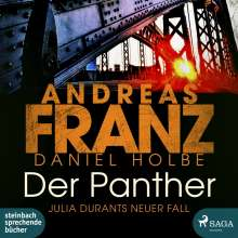 Andreas Franz: Der Panther, 2 CDs