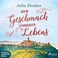 Julia Fischer: Der Geschmack unseres Lebens, 5 CDs
