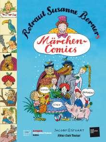 Rotraut S. Berner: Rotraut Susanne Berners Märchencomics, Buch