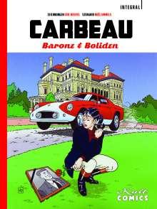 Eric Heuvel: Carbeau, Buch