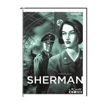 Stephen Desberg: Sherman 2, Buch