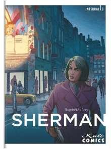 Desberg: Sherman 3, Buch