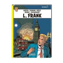 Jacques Martin: L. Frank Integral 7, Buch