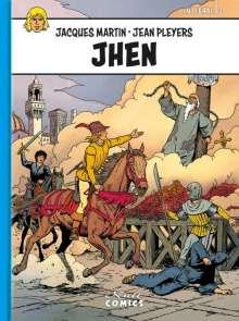 Jacques Martin: Jhen Integral 3, Buch