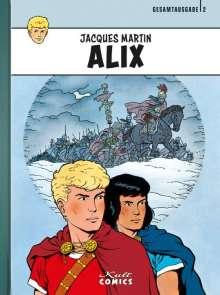 Jacques Martin: Alix Gesamtausgabe 2, Buch