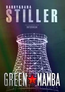 Barry Stiller: Green Mamba, Buch