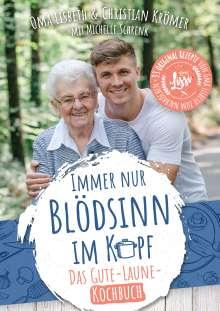 Christian Krömer: Immer nur Blödsinn im Kopf, Buch