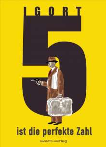 Igort: 5 ist die perfekte Zahl Deluxe, Buch