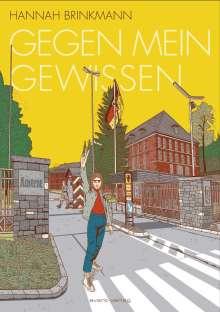Hannah Brinkmann: Gegen mein Gewissen, Buch