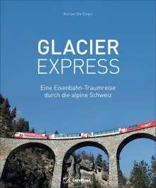 Michael Dörflinger: Glacier Express, Buch