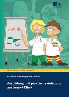 Michael Grönheim: Ausbildung und praktische Anleitung am Lernort Klinik, Buch