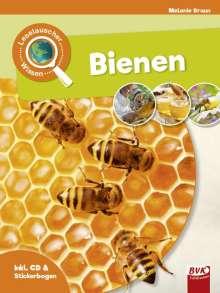 Melanie Braun: Leselauscher Wissen: Bienen (inkl. CD), Buch