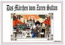 Alexander S. Puschkin: Das Märchen vom Zaren Saltan, Buch