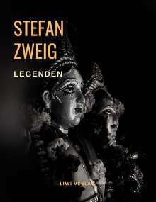 Stefan Zweig: Legenden, Buch