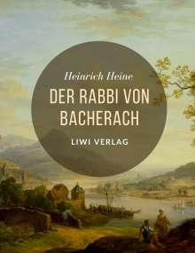 Heinrich Heine: Der Rabbi von Bacherach, Buch