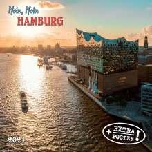Moin, Moin Hamburg 2021, Kalender