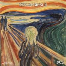 Edvard Munch 2022, Kalender