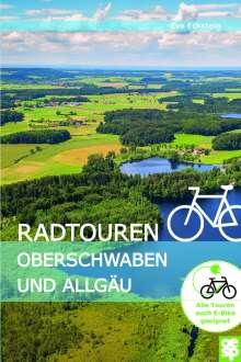 Eva Eckstein: Radtouren Oberschwaben und Allgäu, Buch