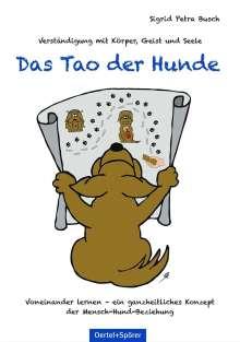 Sigrid Petra Busch: Das Tao der Hunde, Buch