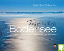 Wolfgang Alber: Faszination Bodensee, Buch