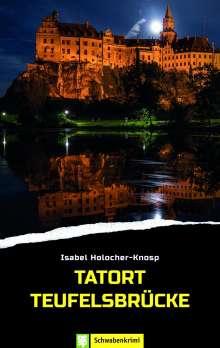 Isabel Holocher-Knosp: Tatort Teufelsbrücke, Buch