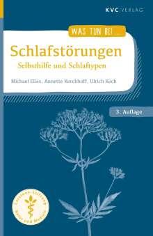 Michael Elies: Schlafstörungen, Buch