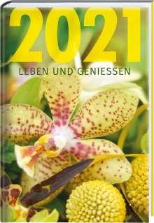 Team BLOOM's: Leben & Genießen 2021, Buch