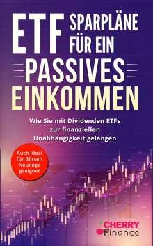 ETF Sparpläne für ein passives Einkommen, Buch