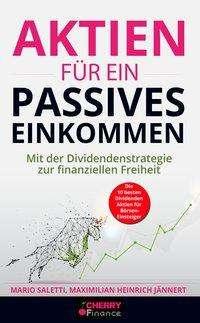Mario Saletti: Aktien für ein passives Einkommen, Buch