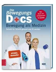 Helge Riepenhof: Die Bewegungs-Docs - Bewegung als Medizin, Buch