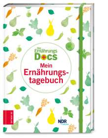 Anne Fleck: Die Ernährungs-Docs - Mein Ernährungstagebuch, Buch